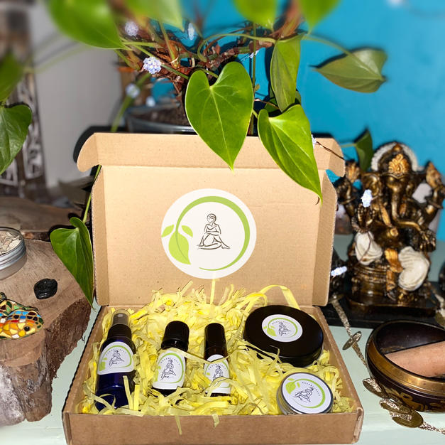 Treat Kit with Calm Balm