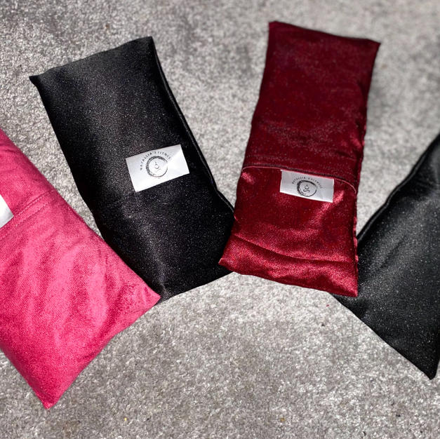 Luxury Eye Pillows with or without Lavender £10