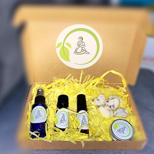Treat Kit with Bath Melts