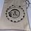 Thumbnail: 4mm White Howlite & Green Jasper Anklet