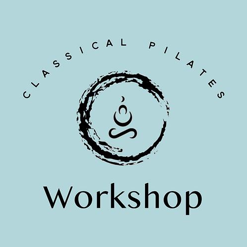 Classical PILATES Workshop