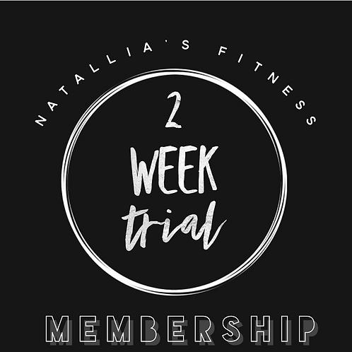 2 Week Trial Membership