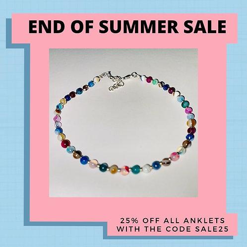 End Of Summer Sale Anklets
