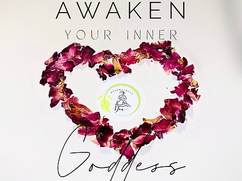 Awaken Your Inner Goddess Yoga Workshop
