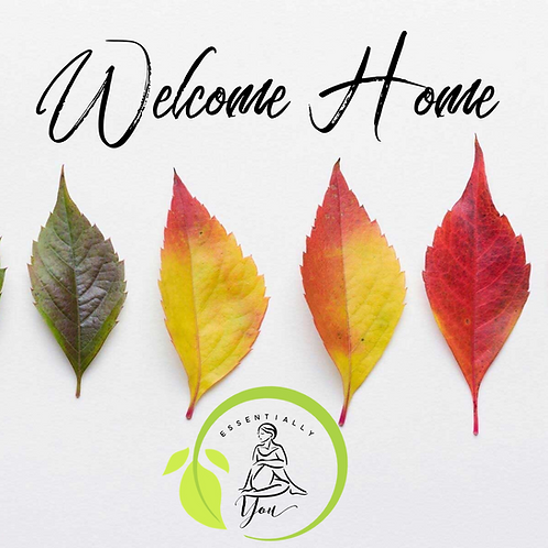 Welcome Home Essentials Oils Blend