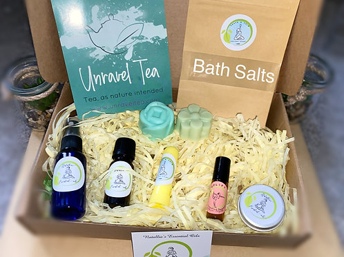 Serenity Self Care Box to help with Stress & Anxiety