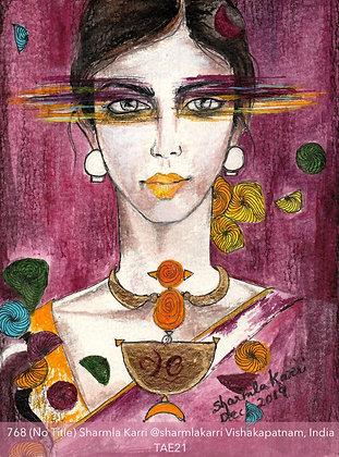 768 (No Title) Sharmla Karri @sharmlakarri Vishakapatnam, India TAE21
