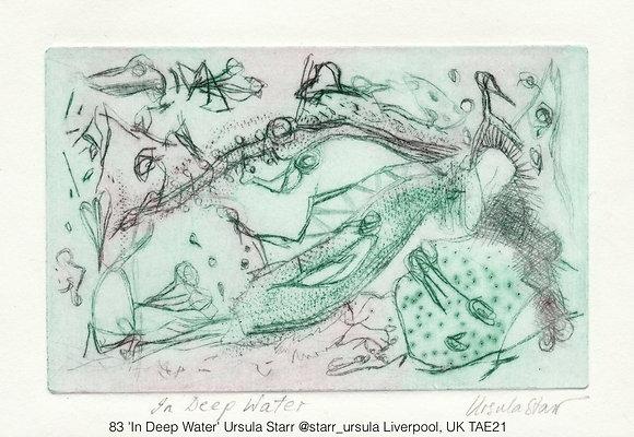 83 'In Deep Water' Ursula Starr @starr_ursula Liverpool, UK TAE21
