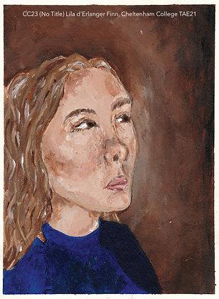 CC23 (No Title) Lila d'Erlanger Finn, Cheltenham College TAE21