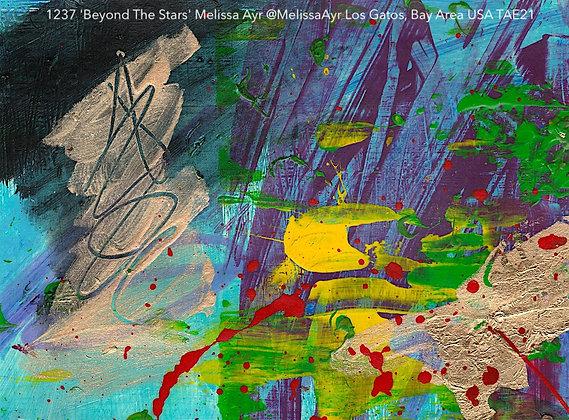1237 'Beyond The Stars' Melissa Ayr @MelissaAyr Los Gatos, Bay Area USA TAE21
