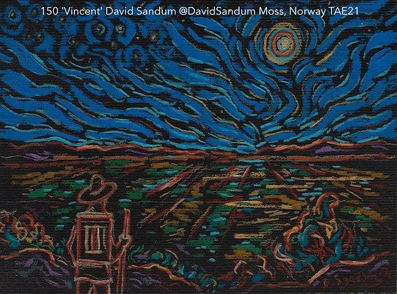 150 'Vincent' David Sandum @DavidSandum Moss Norway TAE21