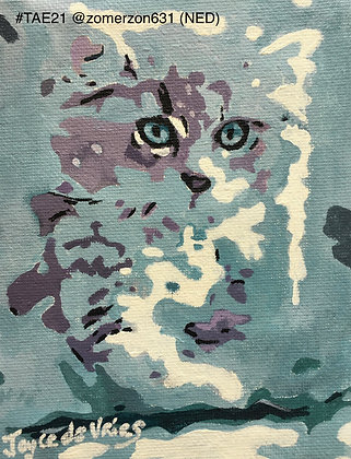 268 'Kitten' Joyce de Vries @zomerzon631 The Hague, The Netherlands