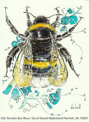 236 'Bumble Bee Blues' David Dalzell @djbdalzell Norfolk, UK TAE21