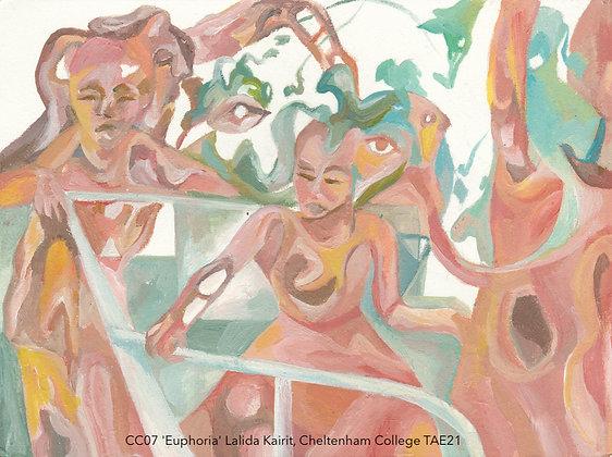 CC07 'Euphoria' Lalida Kairit, Cheltenham College TAE21
