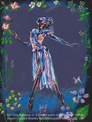 200 'Cira Robinson in 'A Dream within A Midsummer Night's Dream''