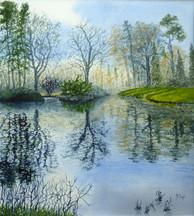 Reflections- Brian Pugh Watercolour.JPG