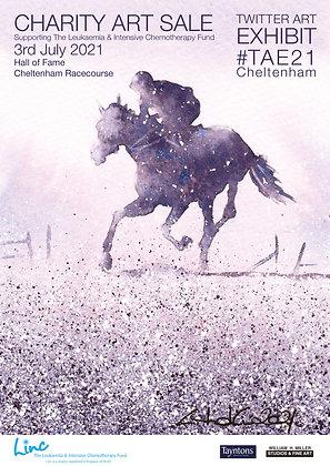 TAE21 Poster - Chris Larkin (Sport of Kings)