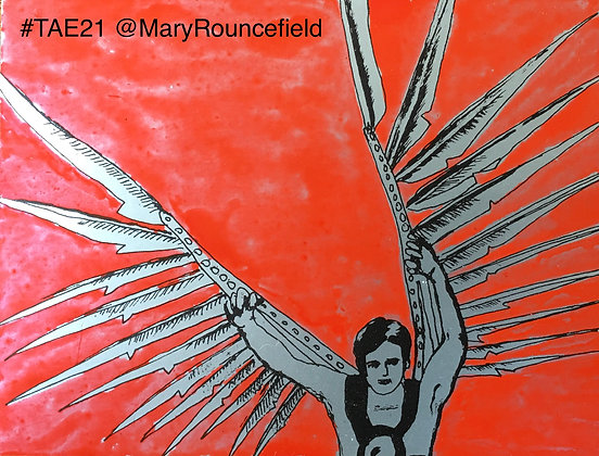 86 'Icarus' Mary Rouncefield @maryrouncefield Bristol, UK
