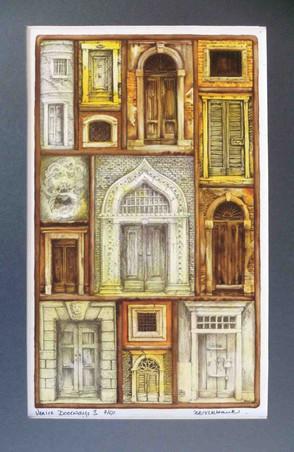 Venice Doorways 3 (©Lesley Brockbank)