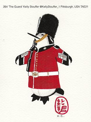 264 'The Guard' Kelly Stouffer @KellyStouffer_1 Pittsburgh, USA TAE21