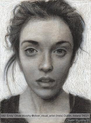 582 'Emily' Oliver Murphy @oliver_visual_artist (Insta) Dublin, Ireland TAE21