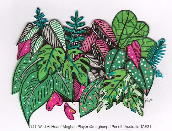 141 'Wild At Heart' Meghan Player @meghanptf Penrith Australia TAE21