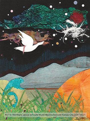 457 'In The Night' Janice Schoultz Mudd @jschoultzmudd Kansas City, Kansas USA T