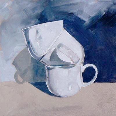 Perilous Cups - ©Cat Salter-Smith