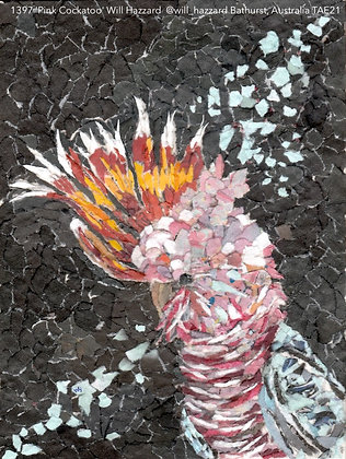1397 'Pink Cockatoo' Will Hazzard  @will_hazzard Bathurst, Australia TAE21