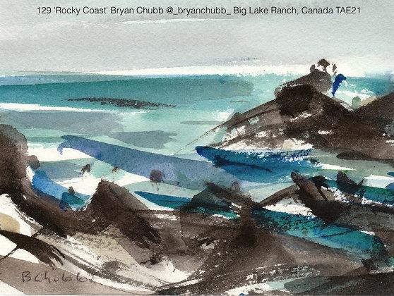 129 'Rocky Coast' Bryan Chubb @_bryanchubb_ Big Lake Ranch, Canada TAE21
