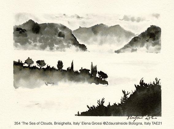 354 'The Sea of Clouds, Brisighella, Italy' Elena Grossi @ZdauraInsideTAE21