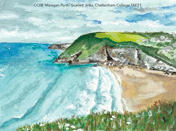 CC08 'Mawgan Porth' Scarlett Jinks, Cheltenham College TAE21