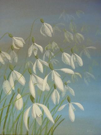 Snowdrops acrylic.jpg