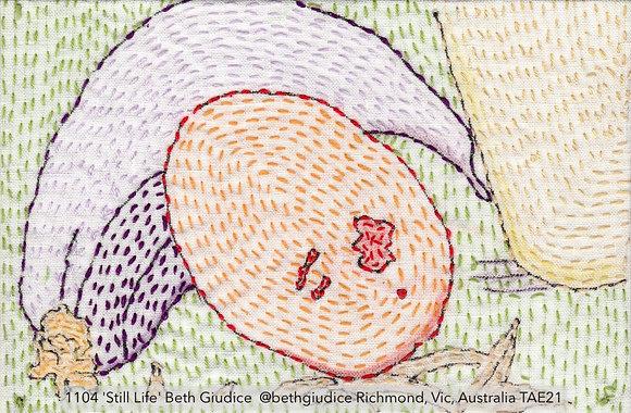 1104 'Still Life' Beth Giudice @bethgiudice Richmond, Vic, Australia TAE21