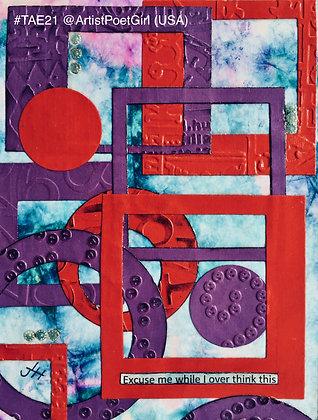 229 'Let's See' Jamie Hatfield @ArtistPoetGirl Texas, USA