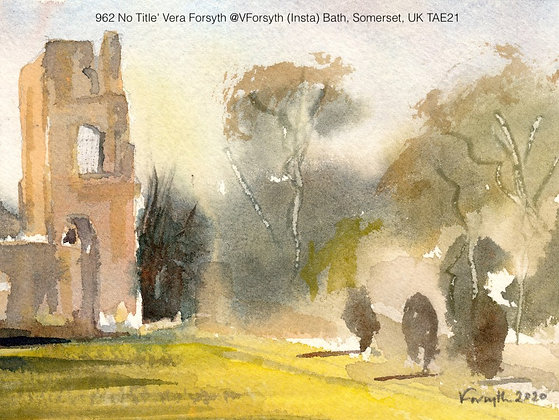 962 (No Title) Vera Forsyth @VForsyth (Insta) Bath, Somerset, UK TAE21