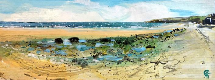Northumberland Beach ©Cat Salter-Smith