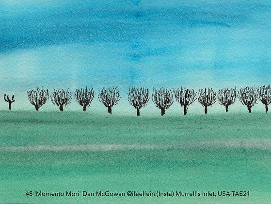 48 'Momento Mori' Dan McGowan @ifeelfein (Insta) Murrell's Inlet, USA TAE21