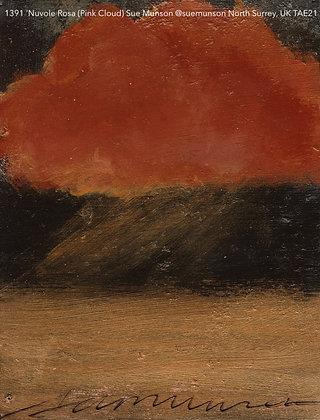 1391 'Nuvole Rosa (Pink Cloud) Sue Munson @suemunson North Surrey, UK TAE21