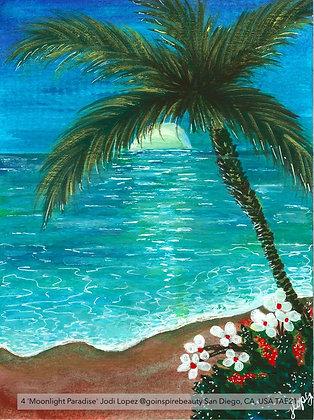 4 'Moonlight Paradise' Jodi Lopez @goinspirebeauty San Diego, CA, USA TAE21