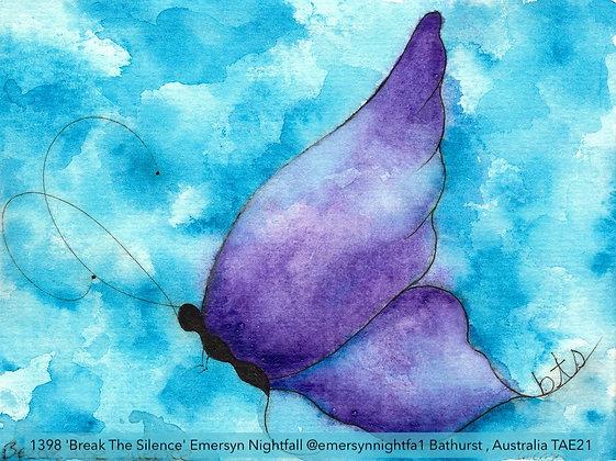 1398 'Break The Silence' Emersyn Nightfall @emersynnightfa1 Bathurst , Australia