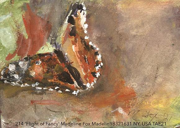 214 'Flight of Fancy' Madeline Fox Madelin98321631 NY, USA TAE21