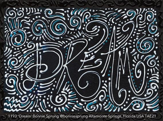 1193 'Dream' Bonnie Sprung @bonniesprung Altamonte Springs, Florida USA TAE21
