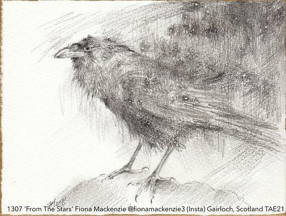 1307 'From The Stars' Fiona Mackenzie @fionamackenzie3 (Insta) Scotland TAE21