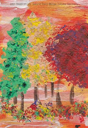 442 'Trees of Life' Sabine Stern @ciao_calotta Heilbronn, Germany