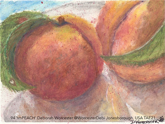94 'ImPEACH' Deborah Worcester @WorcesterDebi Jonesborough, USA TAE21