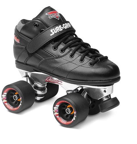 Rebel Avanti Fugitive roller skate - black