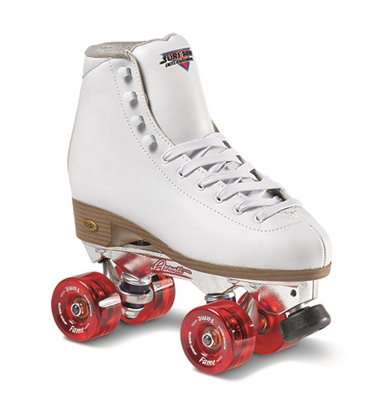 Avanti Fame (Magnesium - White) white artistic skate