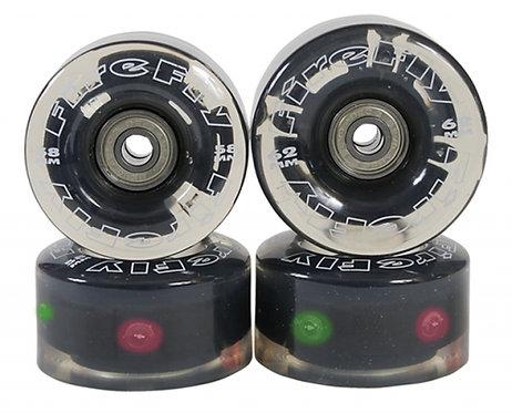 Firefly Wheels - light up roller skate wheels