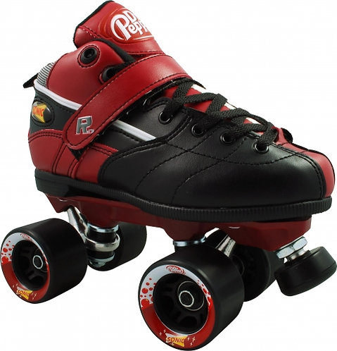 Dr Pepper Skate with Widetrack Speed Wheels